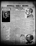 Roswell Daily Record, 06-19-1908 by H. E. M. Bear