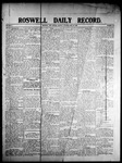 Roswell Daily Record, 06-29-1908 by H. E. M. Bear