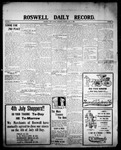 Roswell Daily Record, 07-02-1908 by H. E. M. Bear