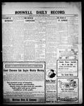 Roswell Daily Record, 07-03-1908 by H. E. M. Bear