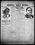Roswell Daily Record, 07-07-1908 by H. E. M. Bear