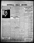 Roswell Daily Record, 07-09-1908 by H. E. M. Bear