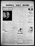 Roswell Daily Record, 07-16-1908 by H. E. M. Bear