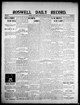 Roswell Daily Record, 07-17-1908 by H. E. M. Bear