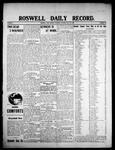 Roswell Daily Record, 07-30-1908 by H. E. M. Bear