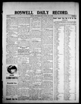 Roswell Daily Record, 07-31-1908 by H. E. M. Bear