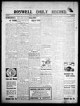 Roswell Daily Record, 08-14-1908 by H. E. M. Bear