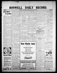 Roswell Daily Record, 08-15-1908 by H. E. M. Bear