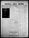 Roswell Daily Record, 08-17-1908 by H. E. M. Bear