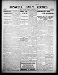 Roswell Daily Record, 08-19-1908 by H. E. M. Bear