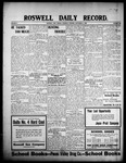 Roswell Daily Record, 09-03-1908 by H. E. M. Bear