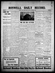 Roswell Daily Record, 09-04-1908 by H. E. M. Bear