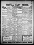 Roswell Daily Record, 09-05-1908 by H. E. M. Bear