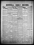 Roswell Daily Record, 09-09-1908 by H. E. M. Bear