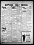 Roswell Daily Record, 09-11-1908 by H. E. M. Bear