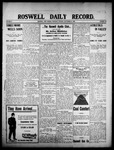 Roswell Daily Record, 09-17-1908 by H. E. M. Bear