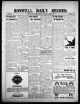 Roswell Daily Record, 09-30-1908 by H. E. M. Bear