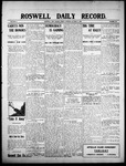 Roswell Daily Record, 10-02-1908 by H. E. M. Bear