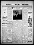 Roswell Daily Record, 10-08-1908 by H. E. M. Bear