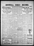 Roswell Daily Record, 10-10-1908 by H. E. M. Bear