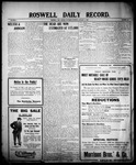 Roswell Daily Record, 01-02-1909 by H. E. M. Bear