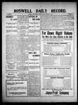 Roswell Daily Record, 02-02-1909 by H. E. M. Bear