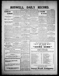 Roswell Daily Record, 02-05-1909 by H. E. M. Bear