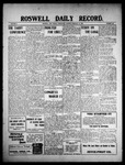 Roswell Daily Record, 02-17-1909 by H. E. M. Bear