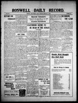 Roswell Daily Record, 02-19-1909 by H. E. M. Bear