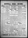 Roswell Daily Record, 02-20-1909 by H. E. M. Bear