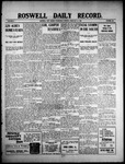 Roswell Daily Record, 02-24-1909 by H. E. M. Bear