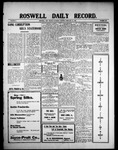 Roswell Daily Record, 02-27-1909 by H. E. M. Bear