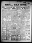 Roswell Daily Record, 06-02-1909 by H. E. M. Bear