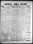 Roswell Daily Record, 06-10-1909 by H. E. M. Bear