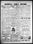 Roswell Daily Record, 06-11-1909 by H. E. M. Bear