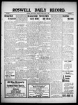 Roswell Daily Record, 06-14-1909 by H. E. M. Bear
