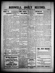 Roswell Daily Record, 06-17-1909 by H. E. M. Bear