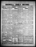 Roswell Daily Record, 06-19-1909 by H. E. M. Bear