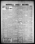 Roswell Daily Record, 07-26-1909 by H. E. M. Bear