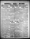 Roswell Daily Record, 07-31-1909 by H. E. M. Bear