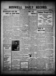 Roswell Daily Record, 01-10-1910 by H. E. M. Bear