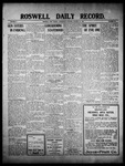 Roswell Daily Record, 01-12-1910 by H. E. M. Bear