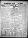 Roswell Daily Record, 01-17-1910 by H. E. M. Bear