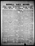 Roswell Daily Record, 01-19-1910 by H. E. M. Bear