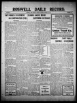 Roswell Daily Record, 01-25-1910 by H. E. M. Bear