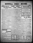 Roswell Daily Record, 01-29-1910 by H. E. M. Bear