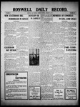 Roswell Daily Record, 01-31-1910 by H. E. M. Bear