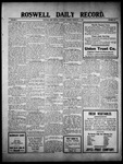 Roswell Daily Record, 02-05-1910 by H. E. M. Bear