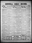Roswell Daily Record, 02-09-1910 by H. E. M. Bear