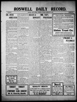 Roswell Daily Record, 02-10-1910 by H. E. M. Bear